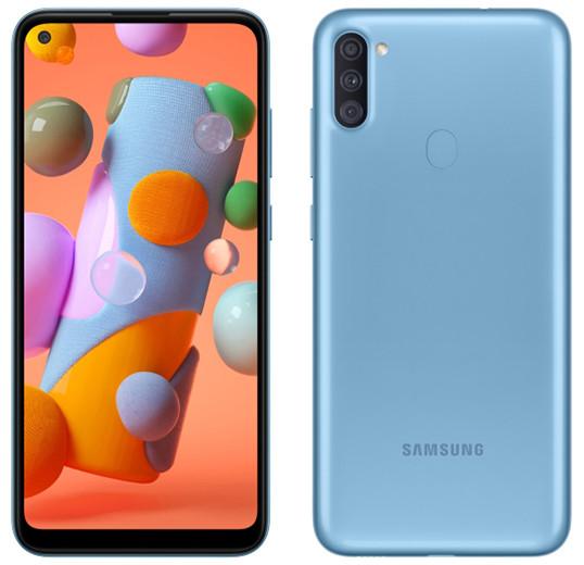 Премьера: Представлен бюджетный Samsung Galaxy A11 – наследник самого популярного Android-смартфона в мире