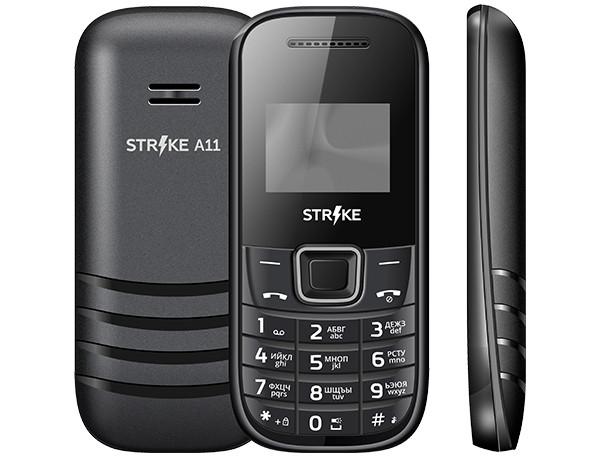 В России появился кнопочный телефон ценой менее 500 рублей с «породистым» дизайном