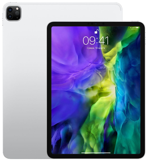 Новые планшеты iPad Pro 2020 года получили необычные камеры и клавиатуру с тачпадом