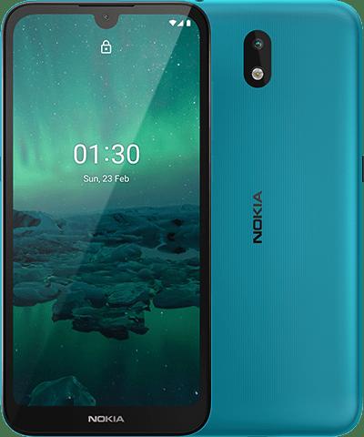 В России представили самый недорогой смартфон Nokia 2020 года