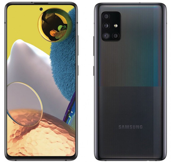 Samsung выпустит новую версию смартфона Galaxy A51. Она будет гораздо мощнее стандартной