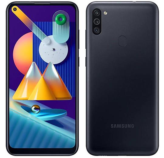 Samsung выпустила бюджетный смартфон Galaxy M11 с очень мощным аккумулятором – на 5000 мАч