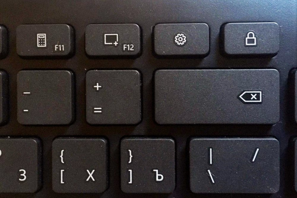 Обзор Microsoft Bluetooth Keyboard: клавиатура с эмоциями