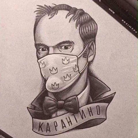 «У вас маска отклеилась»: самые веселые шутки на тему коронавируса и самоизоляции