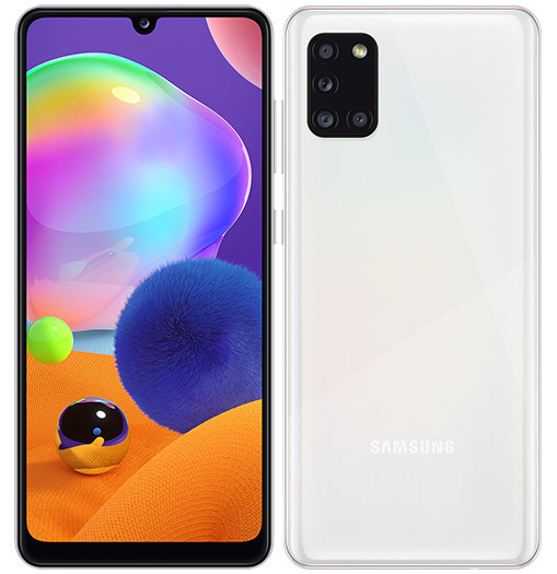 Названа российская цена смартфона Samsung Galaxy A31 с аккумулятором на 5000 мАч
