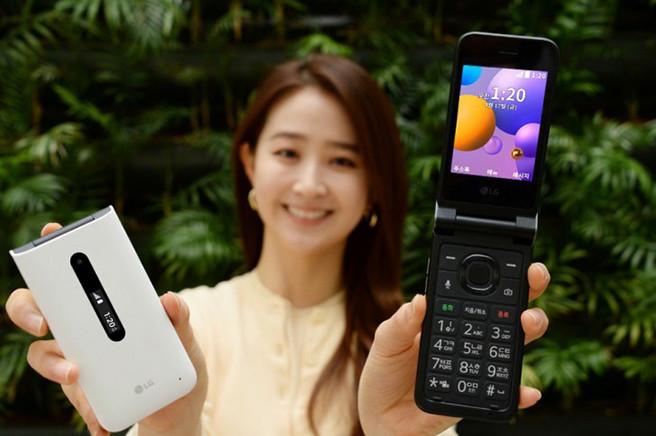 LG выпустила кнопочный телефон с Wi-Fi, LTE и чипсетом Snapdragon