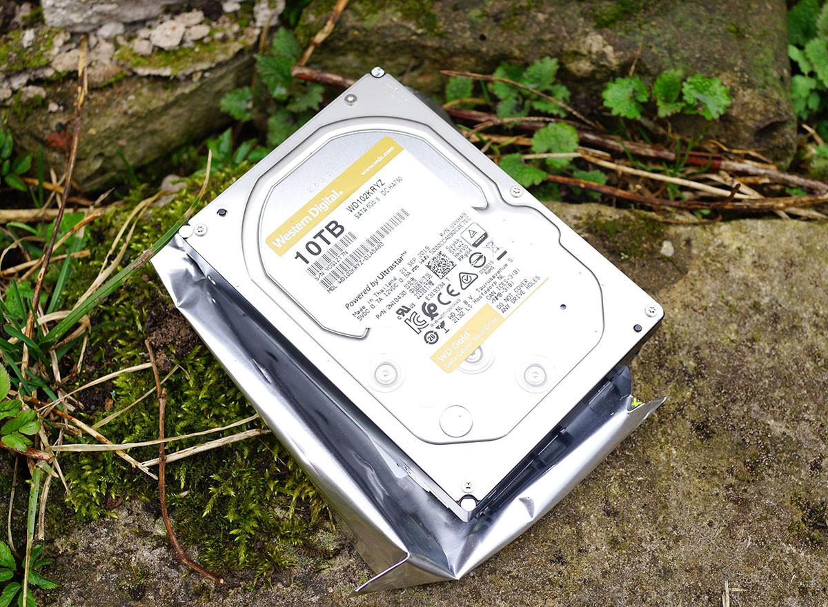 Обзор жесткого диска WD Gold 10Tb WD102KRYZ: надежность корпоративного класса