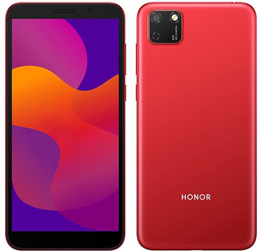 В России представлен интересный бюджетный смартфон Honor 9S с Android 10