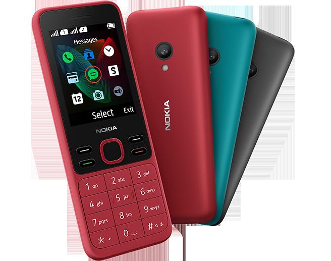 Новый кнопочный телефон Nokia получил дизайн в стиле культовой модели Nokia 6300
