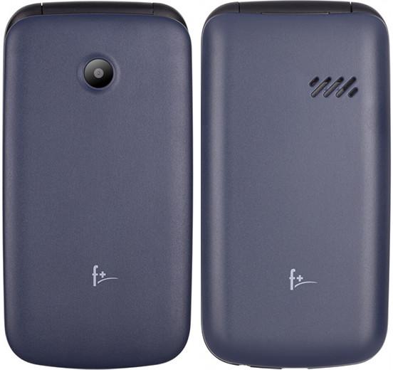 В РФ начались продажи раскладного кнопочного телефона за 2 тысячи рублей с большим экраном