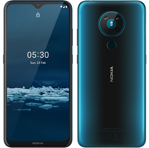 В России уже можно купить новейший смартфон Nokia с большим экраном, NFC и батареей на 4000 мАч
