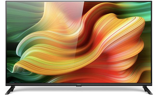realme представляет свои первые телевизоры. Они стоят от 12 тысяч рублей