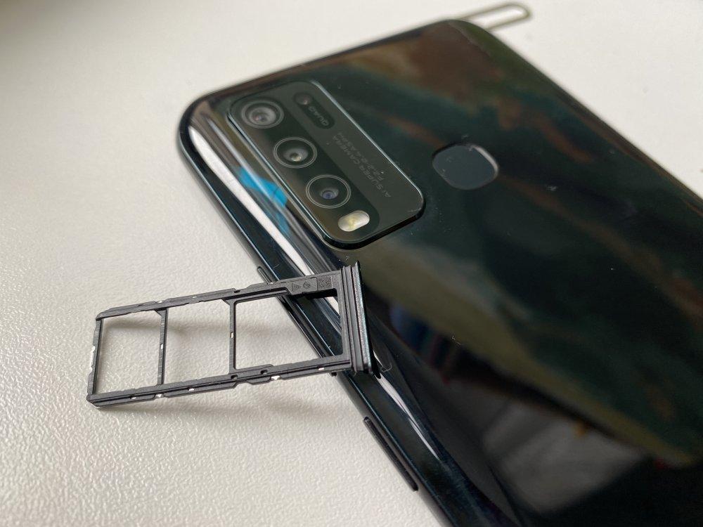 Обзор смартфона Vivo Y30: яркий и дружелюбный смартфон за небольшие деньги