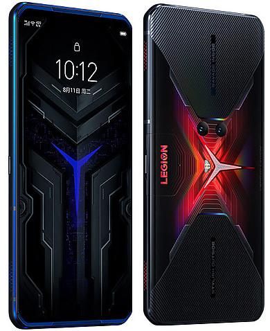 Lenovo представляет свой первый игровой смартфон – и он получился невероятно интересным