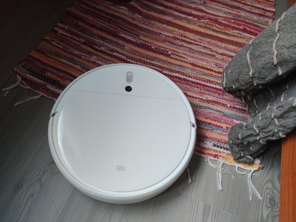 Обзор Mi Robot Vacuum Mop: чистое удовольствие
