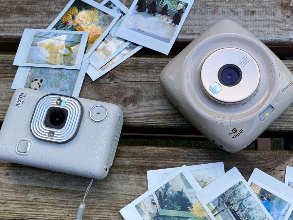 Теплый ламповый обзор фотоаппаратов мгновенной печати Fujifilm Instax: эмоция в подарок за 12 секунд