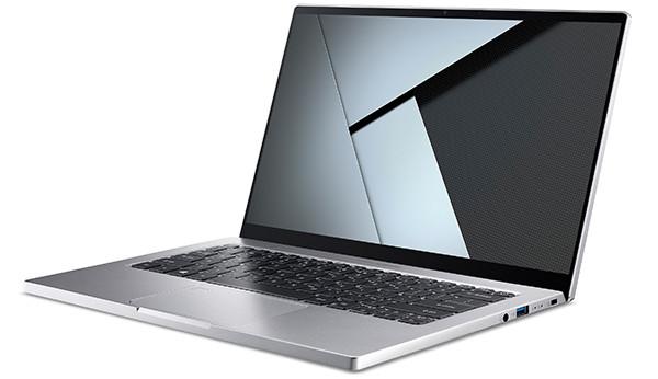 Acer и Porsche Design представили очень крутой ноутбук – с новейшими чипами Intel и крышкой из углеродного волокна