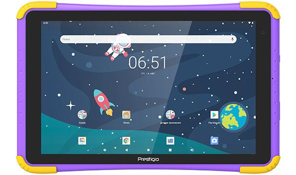 Детский планшет Prestigio SmartKids Max оснастили подставкой в виде кролика