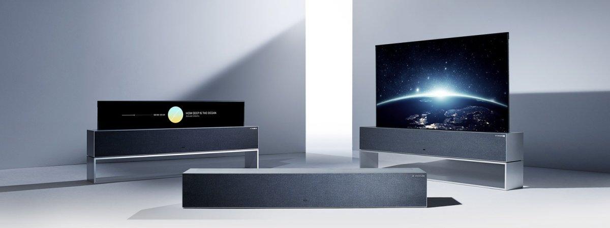 В России официально представлен телевизор LG Signature OLED R. Он стоит как хорошая московская квартира