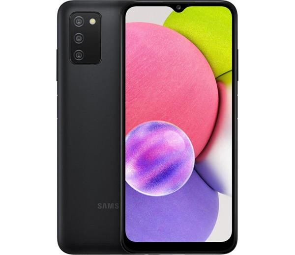 В Россию приехал Samsung Galaxy A03s – новый недорогой смартфон с очень мощной батареей