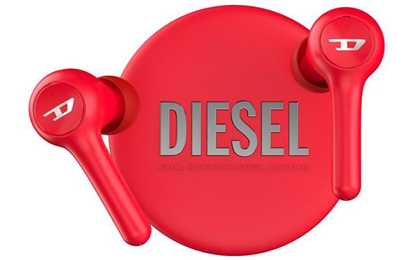 Известный своей одеждой бренд Diesel представил первые TWS-наушники