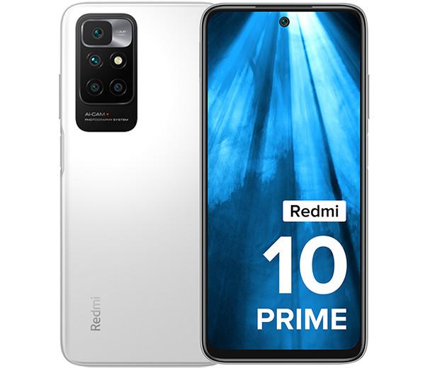 Xiaomi выпустила недорогой смартфон Redmi 10 Prime со стереодинамиками и батареей на 6 000 мАч