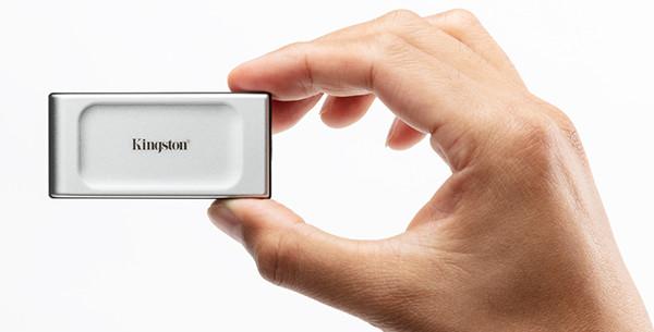 Kingston XS2000: быстрый карманный SSD емкостью до 2 Тбайт с габаритами обычной флешки