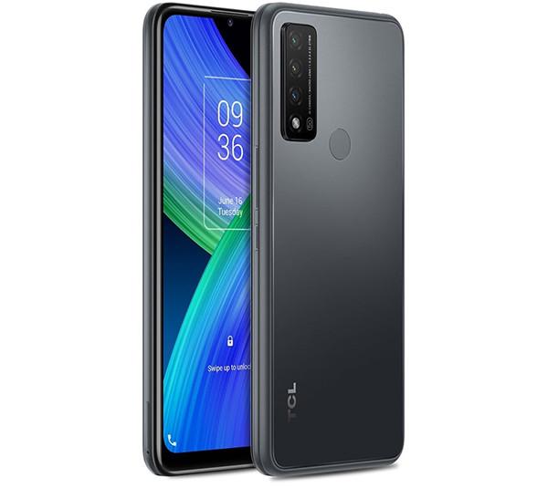 TCL 20 R 5G: недорогой смартфон с поддержкой сетей пятого поколения и 90-герцевым экраном
