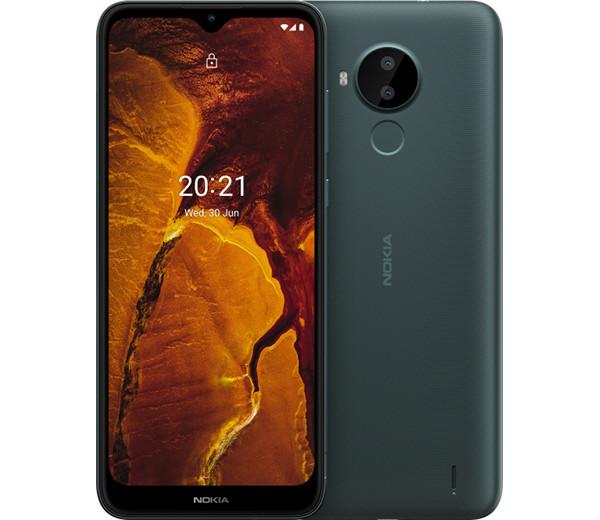 В РФ начались продажи недорогого смартфона Nokia C30 с 6,8-дюймовым экраном и батареей на 6 000 мАч