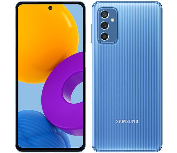 Раскрыты подробности о смартфоне Samsung Galaxy M52 5G с 120-герцевым AMOLED-экраном