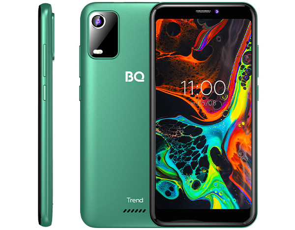 BQ 5560L Trend: смартфон за 5 490 рублей с LTE и HD-экраном