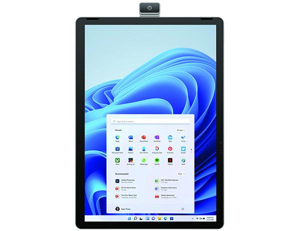 HP представила необычный Windows-планшет с поворотной камерой