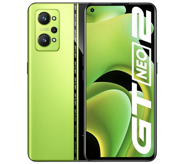 Смартфон Realme GT Neo 2 получил процессор Snapdragon 870 и систему охлаждения с алмазной пылью