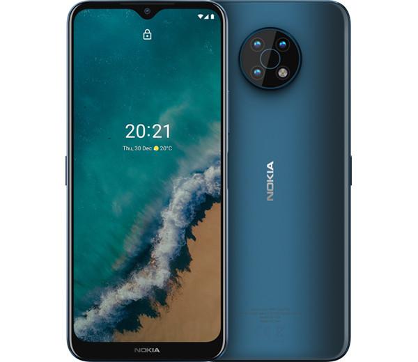 В РФ представили Nokia G50 5G – самый доступный смартфон финского бренда с 5G