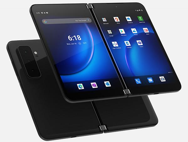 Microsoft запускает в продажу Surface Duo второго поколения