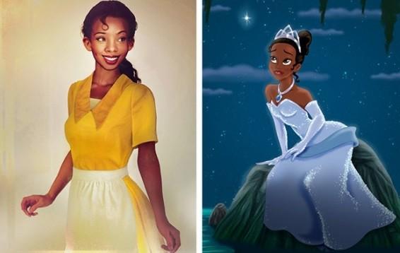 принцесса фото из мультфильма