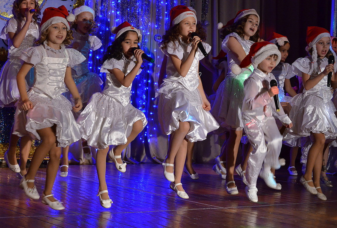 «Талисман»: дети, которые поют