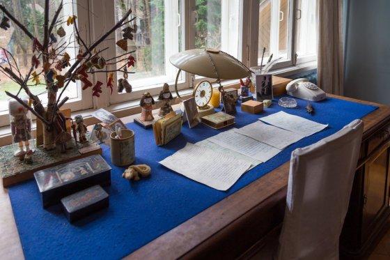 В гостях у Чуковского