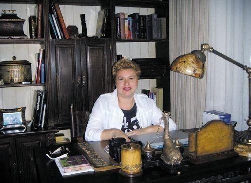 Ирина Брониславовна Ахметова