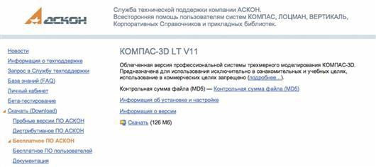 Приложения для компас 3d v12