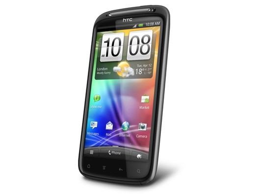 Блиц-обзор LG Optimus Black и HTC Sensation
