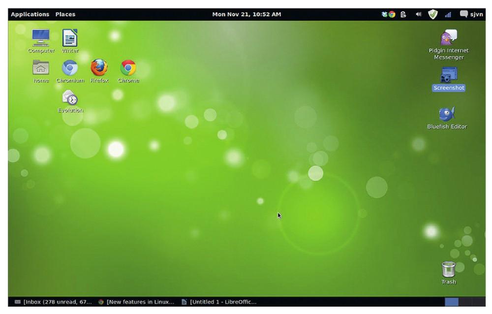 Лучшая линукс система