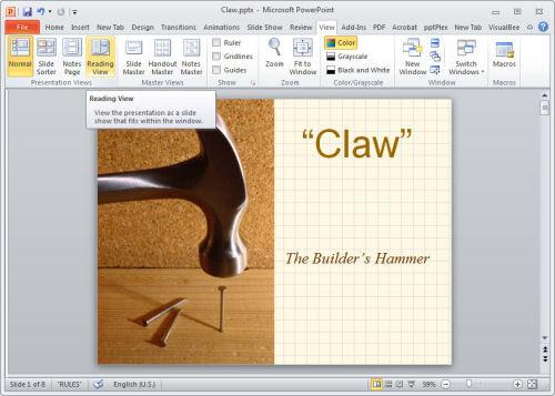 Десять приемов, которые помогут улучшить презентацию PowerPoint