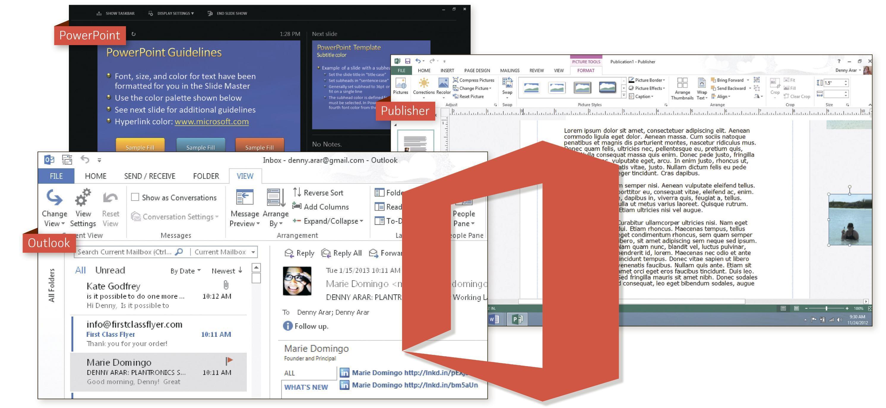 Скачать бесплатно Microsoft Office 2013 Офис 2013  freeSOFT