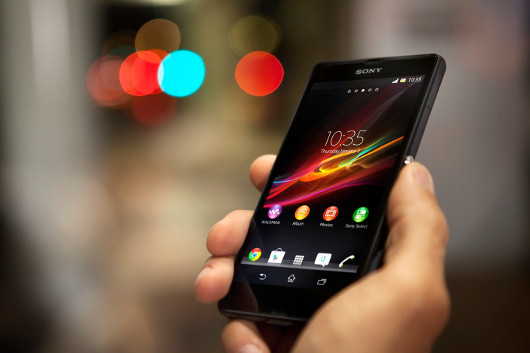 Sony Xperia Z: Android по-японски