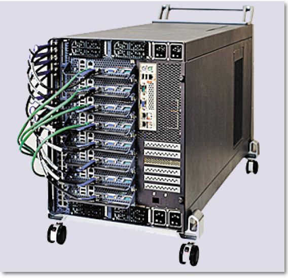 """Т-Платформы"""" выпускают персональный суперкомпьютер Открытые системы. СУБД Издательство """"Открытые системы"""