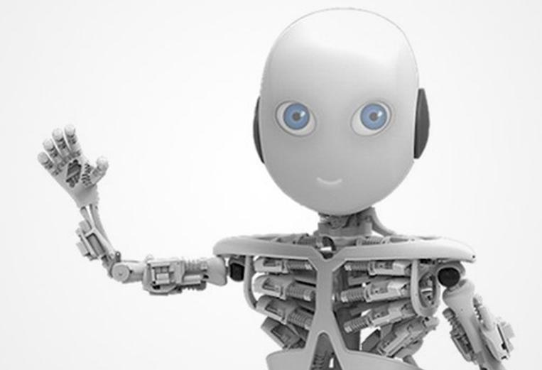 картинки человек робот