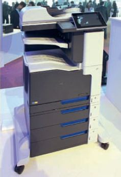 HP LaserJet Enterprise 700 color MFP M775