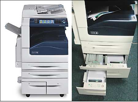 Xerox WorkCentre 7845/7855