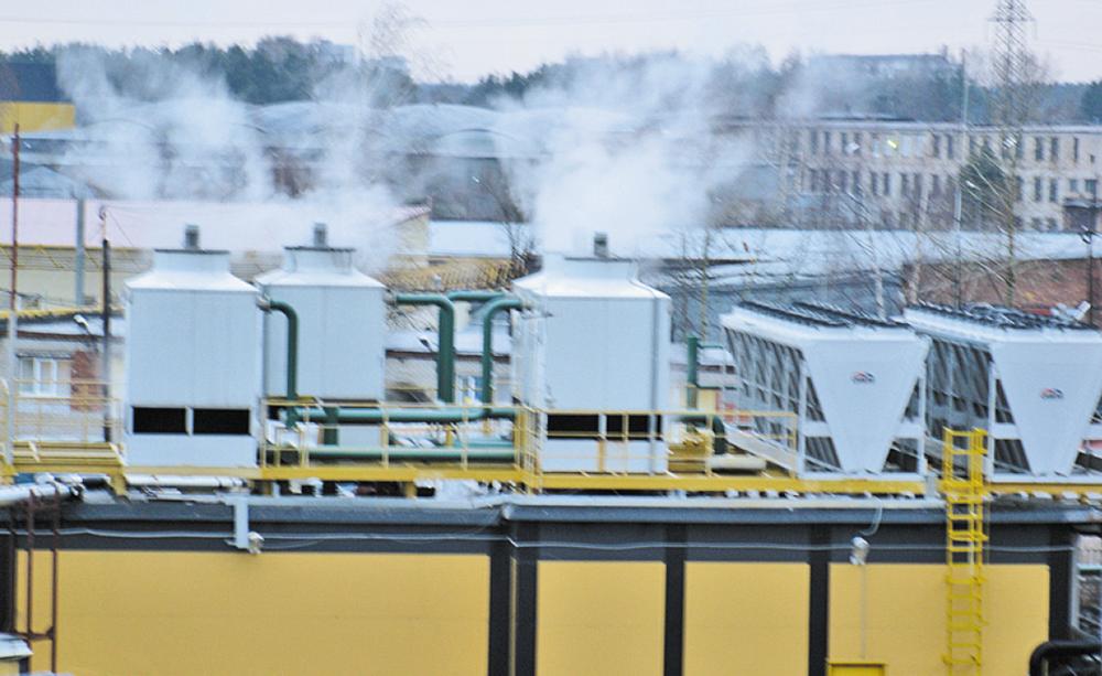 карнаух интенсификация тепломассообменных процессов градирни